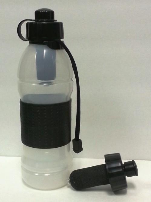 sports bottle white background